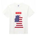 Parodia Donald Trump オリジナルデザインTシャツB