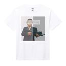 Parodia 映画 Scar face オリジナル デザイン Tシャツ