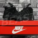 NIKE AIR MORE UPTEMPO TRIPLE BLACK 414962-004 ナイキ エアモアアップテンポ