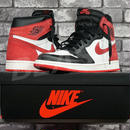 NIKE AIR JORDAN 1 RETRO HIGH OG TRACK RED BEST HAND IN THE GAME COLLECTION 555088-112 ナイキ エアジョーダン