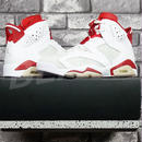 "AIR JORDAN 6 RETRO ""ALTERNATE HARE"" 384664-113  US10 ナイキ エアジョーダン"