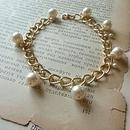 Two Pearl Fringe Bracelet