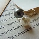 hug pearl ring (combination)