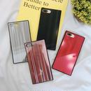 【即納】iPhoneケース スクエア メタリック 四角 アイフォン6 アイフォン6s アイフォン6プラス アイフォン6sプラス アイフォン7プラス アイフォン8プラス アイフォンX アイフォンXS