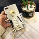 【即納】iPhoneケース リボン ハート ミラー  iphone 6plus 6splus plus ケース おしゃれ 人気 韓国  アイフォン あいぽん アイフォン6plus アイホン6splus