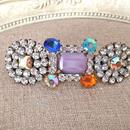 bijoux barretta clear x purple