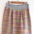 mix color Skirt