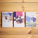 015 damik●ポストカード