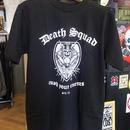 DEATH SQUAD CRUSH YOUR ENEMIES Tシャツ