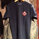 POWELL PERALTA FLAMABLE GREY TEE