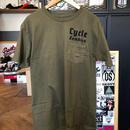Cycle Zombies BLITZKRIEG ポケットTシャツ