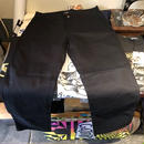 ALTAMONT A/989 チノパンツ BLACK