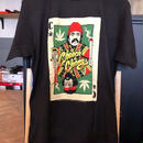 CHEECH&CHONG PLAYING CARD Tシャツ