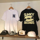 SLINKY RECORDS ロゴTシャツ