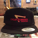 Cycle Zombies ANIMALSTYLE スナップバックキャップ