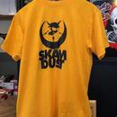 SKAM DUST Tシャツ(CD付き)