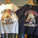 BENTY'SxSLINKY RECORDS WネームTシャツ