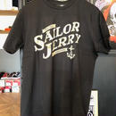 SAILOR JERRY FLASH LOGO Tシャツ