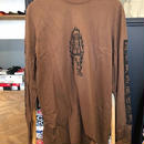 ALTAMONT BURNINGMAN L/S Tシャツ