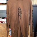 ALTAMONT BURNINGMAN L/S Tシャツ