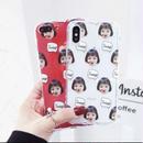 【即納商品】Korean baby style iPhone case i04