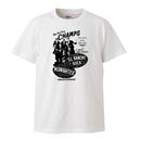 【The Champs-ザ・チャンプス/El Rancho Rock,Midnighter】5.6オンス Tシャツ/WH/ST- 157