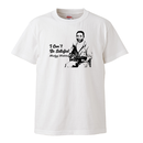 【Muddy Waters-マディ・ウォーターズ/I Can't Be Satisfied】5.6オンス Tシャツ/WH/ST- 190