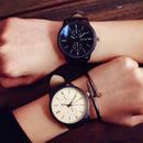 丸型 メンズ 腕時計 ビッグフェイス かわいい