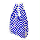 """Disposable Fashion Bag""  CHECKER"