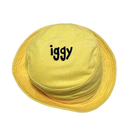IGGY YELLOW CORDUROY BUCKET