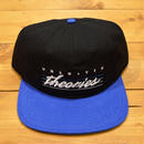 Theories UNSOLVED Snap Back Black/Blue