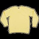 WKND Tonal Crew Neck - Pigment Yellow