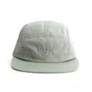 POP UNI 5 PANEL HAT SILVER