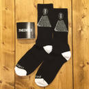Theories Theoramid Sock Black