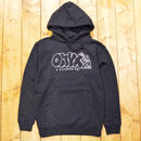 Onyx Collective Navy Hoodie