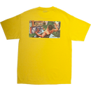 HOCKEY Ultra Violent Tee - Yellow