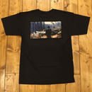 Hockey Welcome Home Tee - Black
