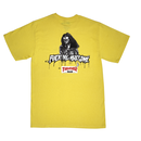 FUCKING AWESOME x THRASHER Trash Me Tee Yellow