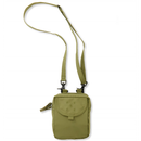 POP PASSPORT POUCH OLIVE
