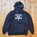 THRASHER Skategoat Hood - BLACK