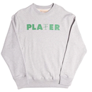 ALLTIMERS PLAYER CREW - GREY/GREEN