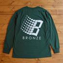 BRONZE 56K Bronze Longsleeve Tee - Forest Green