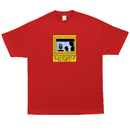 COME SUNDOWN CONTACT S/S TEE RED