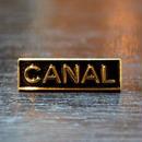 "CANAL ""CLASSIC LOGO"" PIN"