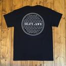 Skate Jawn Sewer Tee - Black