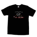 LEON KARSSEN kill3 tee black
