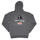 FUCKING AWESOME x THRASHER Trash Me Hoodie - Grey