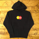 MORNING BELL CURRENCY Heavyweight Pullover Hoodie - Navy