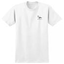 Anti Hero Basic Pigeon T-Shirt - White/Black