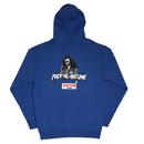 FUCKING AWESOME  x THRASHER Trash Me Hoodie - Blue